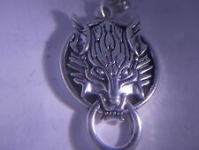 """Goth Demon Wolf Pendant and Necklace """" AWSOME """""""