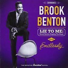 Lie To Me: Brook Benton Singing The Blues - Brook Benton (2014, CD NEU)
