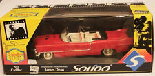 SOLIDO SIGNATURE SERIES 1:18 JAMES DEAN 1955 CADILLAC CONVERTIBLE LIMITED EDI