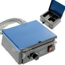 NEW 1 Set Dental Analog Wax Heater Pot for Dental Lab 110/220V JT-15 Blue