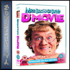 MRS BROWNS BOYS D'MOVIE -  Brendan O'Carroll  **BRAND NEW DVD**