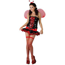 Sexy Lovebug Ladybug Halloween Costume by Wicked XL
