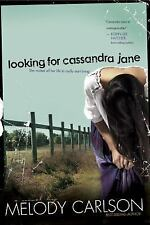 Looking for Cassandra Jane, Melody Carlson, Acceptable Book