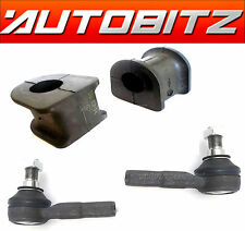 FOR FORD TRANSIT MK6 00-12 FRONT ANTI ROLL BAR D BUSHES & OUTER TRACK ROD ENDS