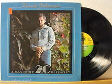 ★★ LP - KEVIN JOHNSON - A Man Of The 20th Century - OIS - 1976 - Record in NM