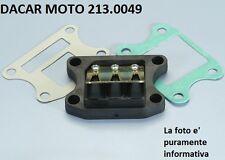 213.0049 VALVOLA LAMELLARE POLINI PEUGEOT  LOOXOR 50 - METAL-X 50