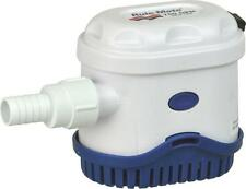 Rulemate 1100 Automatic 12v Bilge Water Pump. 1100gph. RM1100A Submersible Pump.