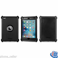 New OEM Otterbox Defender Series Black Shell Case for Apple iPad Mini 4th Gen