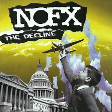 "NOFX - The Decline 12"" LP - Classic Punk - Sealed new copy"