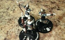 LAKE-TOWN ARCHER & SENTRY #005 006 The Hobbit Desolation of Smaug Heroclix