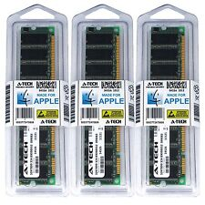1.5GB KIT 3X 512MB PC133 APPLE Power Mac G4 Power Macintosh G4 M8493 MEMORY RAM