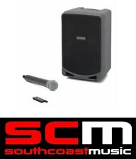 Samson Expedition XP106w Rechargeable Portable PA 100w Bluetooth & Wireless Mic