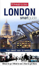 London Insight Smart Guide APA Publications (Paperback) NEW Travel Tourist BOOK