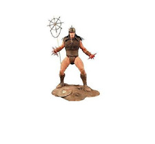 Conan the Barbarian Figurine Battle Helmet Pit Fighter Bloody Conan Neca