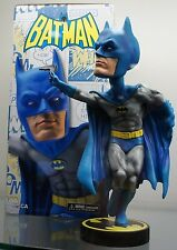 DC Batman Head Knocker Wacky Wobbler Bobble Head resina, esposto perfetto