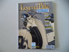 LEGEND BIKE 4/1997 MOTO GUZZI GALLETTO 160/MV AGUSTA 500/ITOM ASTOR 50/HONDA CB