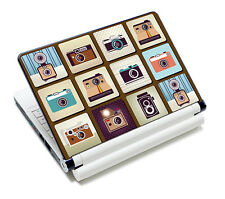 "Cameras Universal Laptop Art Decal Sticker Skin For 13.3"" 14.1"" 15"" 15.5 15.6 PC"