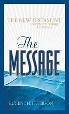 The Message by Eugene H. Peterson (2003 Paperback) CC547