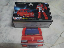 Transformers Masterpiece MP-27 Ironhide Nissan Cherry Vanette Takara MISB