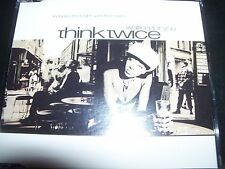Think Twice Waiting For You Australian Remixes CD Single – Like New
