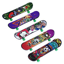 Finger Board Tech Deck Truck Skateboard Boy Kid Children Finderboard Toy