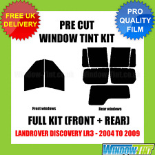 LANDROVER DISCOVERY LR3 2004-2009 FULL PRE CUT WINDOW TINT KIT