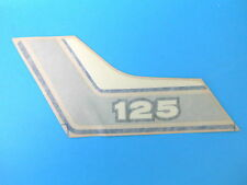DECAL LATERALE CAGIVA SXT 125 PART N.(800036603)