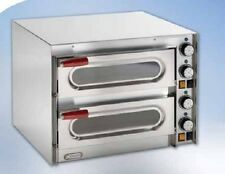 New Electric italian pizza oven for 2 pizza diameter 35cm