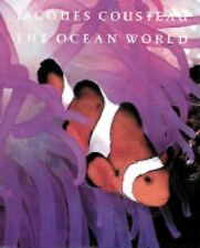 G, Jacques Cousteau: The Ocean World, Jacques-Yves Cousteau, 0810980681, Book