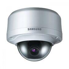 Samsung SNV-3120 red IP al aire libre vandalismo/Cámara CCTV Poe Zoom 12x resistente a la intemperie