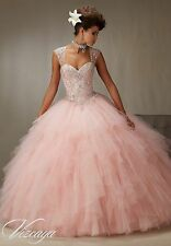 Custom New Quinceanera Dresses 2016 Formal Prom Party Pageant Ball Bridal Gown