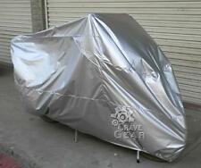 XL Silver Outdoor Motorcycle Cover For BMW K R 75 100 1100 1200 1300 1600