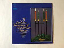 Orchestra* & Chorus - Alexander Gibson – A Golden Treasury Of Christmas vg/vg