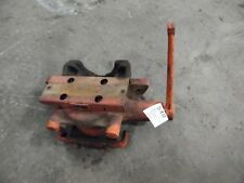 Allis Chalmers CA steering gear box and front support and steering arm item 540
