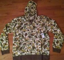 L-R-G Lifted Research Group LRG Core Collection Pullover Hoodie Camo Medium