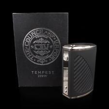 Authentic Tempest Black Mod 200W TC VW APV Temprature Control US Seller