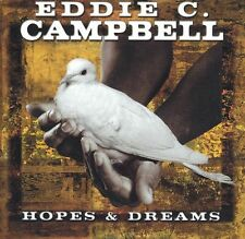 Eddie C Campbell - Hopes and Dreams - 2000 Rooster Blues NEW CD