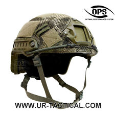 OPS/UR-TACTICAL COMBAT COVER FOR OPSCORE FAST HELMET IN A-TACS IX - L/XL