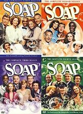 SOAP The Complete 70s TV Series All Season 1-4 DVD Set Collection Bundle Lot ABC