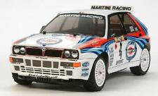 Tamiya 58569 1/10 RC Rally Car Kit XV01 Chassis Lancia Delta Integrale Martini