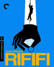 Rififi (Criterion Collection) (Blu-ray/DVD),New DVD, ,