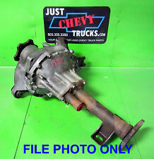 99 to 10 4.10 Front Differential Chevy Silverado GMC Sierra 2500 3500 Suburban