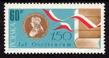 Poland - 1967 Ossolineum - Mi. 1816 MNH