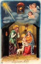 Joyeux Noel, Merry Christmas! Falling Star, Virgin Birth, Stable, Cherubs Carol