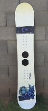 Jamie Lynn LIB Tech Snowboard, 157 cm, Made in USA, Mervin Mfg.