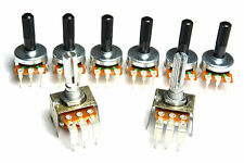 Roland TR-606 Rotary Potentiometer (8pc) Full Set Replacement TR606 Spare Parts