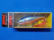 "RAPALA Skitter Pop SP-7 Topwater Lure 2 3/4"" Silver Blue 1/4 oz New"