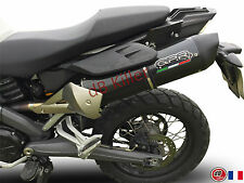 SILENCIEUX GPR FURORE CARBONE BMW G650 X COUNTRY CHALLENGE MOTO 2006/12