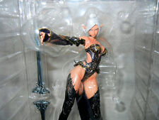 USED ​​Lineage II Dark Elf Female 1/8 PVC figure Good Smile Company Japan