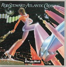 Rod Stewart Atlantic Crossing CD The Mail on Sunday Promo @@LOOK@@